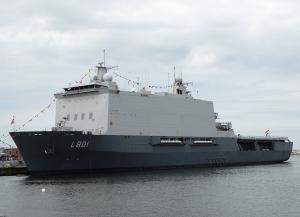 Photo of HNLMS JOHAN DE WITT ship