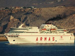 Photo of VOLCAN DE TAMASITE ship