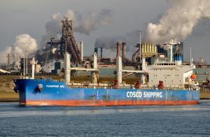 Photo of YUANPING SEA ship
