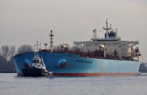 Photo of MAERSK PROGRESS ship