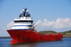 Photo of SKANDI TEXEL ship