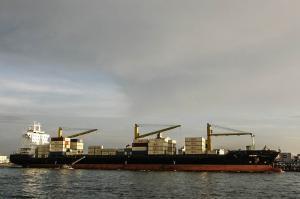 Photo of M.V ARTAM ship