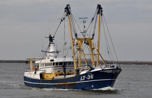 Photo of KW36 MARGRIET ship