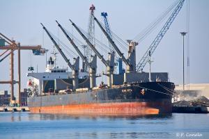 Photo of STAR ZETA ship