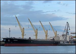 Photo of CDS GR ship