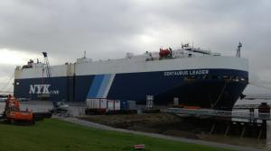 Photo of CENTAURUS LEADER ship
