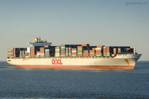 Photo of OOCL ATLANTA ship