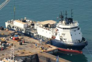 Photo of CONTI ship