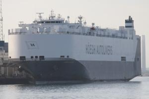Photo of HOEGH SEOUL ship