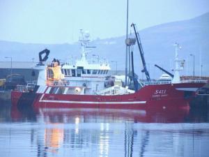 Photo of SARAH DAVID ship
