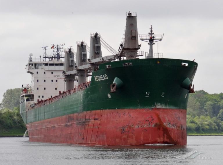 kong hong Redhead ship
