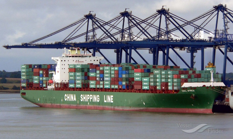 CSCL AFRICA photo