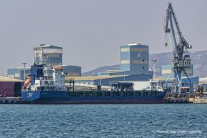Photo of LUCA S ship
