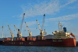 Photo of UBC STAVANGER ship