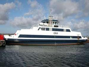 Photo of OROE ship
