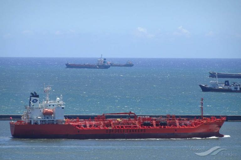 THERESA SINGAPORE, Chemical/Oil Products Tanker - Details