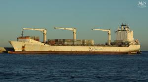 Photo of SAFMARINE CAMEROUN ship