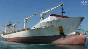 Photo of SAFMARINE NIMBA ship
