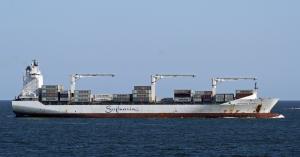 Photo of SAFMARINE KURAMO ship