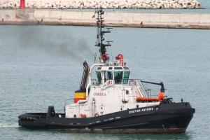 Photo of CRISTINA ANTONIA ship