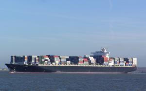 Photo of MAERSK SYDNEY ship