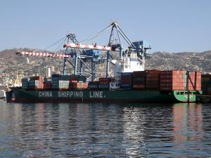 Photo of CSCL NEW  YORK ship