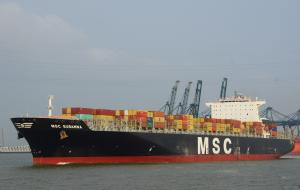 Photo of MSC SUSANNA ship