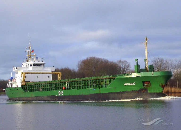 ALESSANDRA LEHMANN (MMSI: 304677000) ; Place: Kiel_Canal
