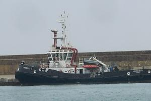 Photo of BIZON ship