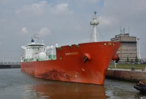 Photo of SOMBEKE ship