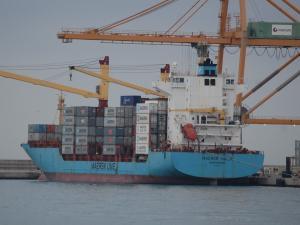 Photo of MAERSK VOLTA ship