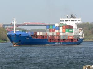 Photo of X-PRESS MONTECERVINO ship