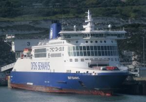Photo of DELFT SEAWAYS ship
