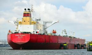 Photo of CAPE BONNY ship