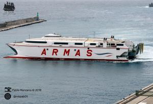 Photo du navire VOLCAN DE TIRAJANA