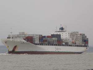 Photo of SAFMARINE NOKWANDA ship