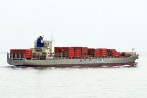 Photo of WAN HAI 502 ship