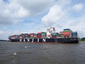Photo of CMA CGM NARMADA ship