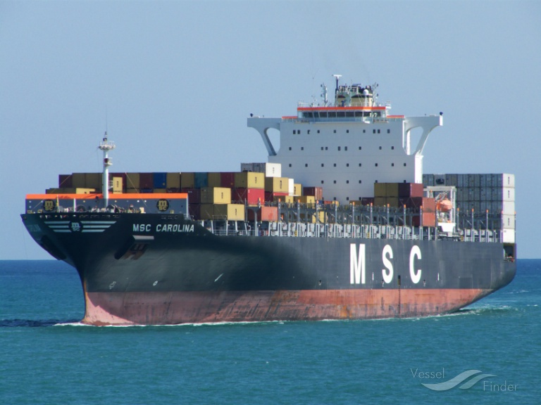 photo of MSC CAROLINA