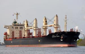 Photo of CHARANA NAREE ship