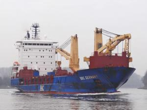 Photo of BBC GERMANY ship