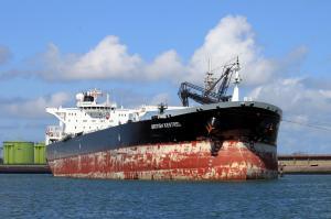 Photo of BRITISH KESTREL ship