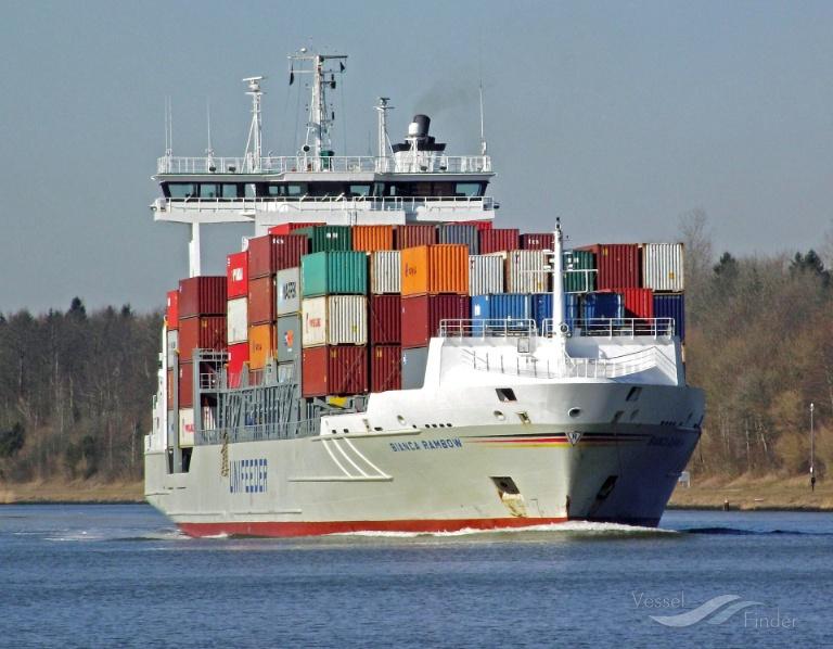 BIANCA RAMBOW (MMSI: 211141000) ; Place: Kiel_Canal/ Germany