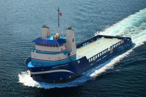Photo of HARVEY PACER ship