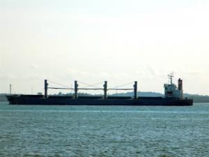 Photo of MV VINCA ship