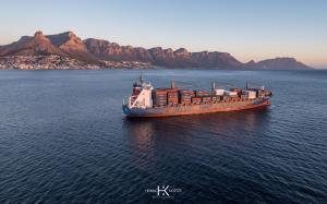 Photo of DEMETER ship