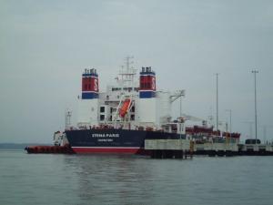 Photo of STENA PARIS ship