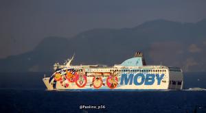 Photo of MOBY AKI ship