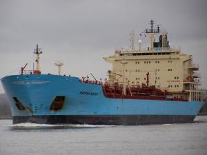 Photo of MAERSK BARRY ship