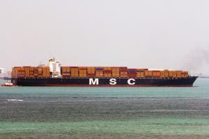 Photo of MSC TORONTO ship